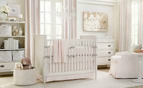 furniture chic baby nursery decoration featuring white square wooden baby crib with light pink blanket baby nursery decor furniture