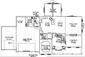 Floor Plans for new homes  dream home house floor plansquality custom built homes Kingston II floorplan