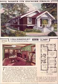 Argyle   Sears Kit Homes   Small Craftsman Bungalow Sears Argyle