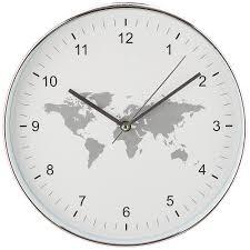 <b>Часы</b> настенные кварцевые Карта Мира, размер: 36х32х5см ...