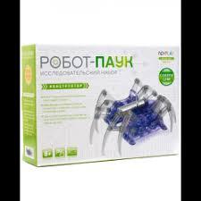 Отзывы о Конструктор ND PLAY NDP-017 <b>Робот</b>-<b>паук</b>