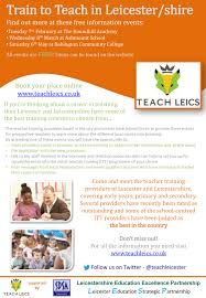 teacher training city leicester college slide 1