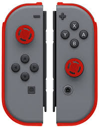 Купить <b>Накладки Nintendo Switch Joy-Con Armor</b> Guards 2 Pack Red