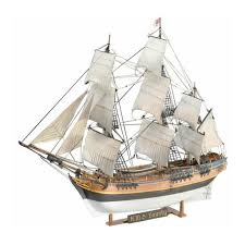 <b>Revell Сборная модель</b> парусника HMS Bounty 1:100 купить в ...