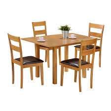 cream compact extending dining table: small dining table for  small extending dining table and