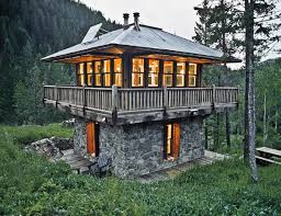 Tiny homes  Tiny house and House on PinterestOld Ranger Station converted into this smaller house is far more environmentally friendly that the average