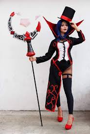 cosplay leblanc
