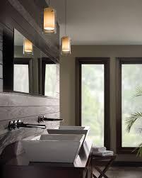 mounted orig mounted bathroom pendant lighting ideas