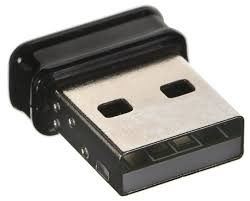 Купить <b>Wi</b>-<b>Fi адаптер ASUS USB-N10 Nano</b> черный по низкой ...
