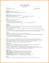 resume for college freshmen com resume for college freshmen and get inspiration to create a good resume 14