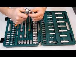 <b>Набор инструментов</b> JONNESWAY S04H52494S (<b>94</b> предмета ...