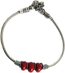 <b>Silver Anklets</b> - Buy <b>Anklets</b>, <b>Silver Payal</b> Designs Online at Best ...