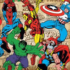 marvel comics wallpaper and borders spiderman hulk more boys bedroom color ideas kids bedroom charming boys bedroom furniture spiderman
