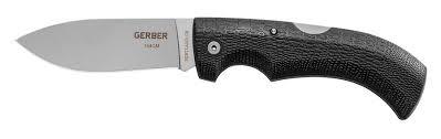 Купить <b>Складной нож GERBER Gator</b>, 216.91мм, черный в ...