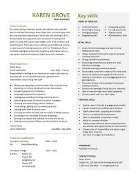 sample resume for someone in retail   cover letter for    sample resume for someone in retail free resume builder o resumebaking cv example shop store resume
