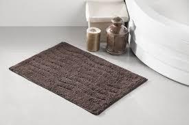 <b>Коврик для ванной Modalin</b> Aren, цвет: коричневый, 40 x 60 см ...