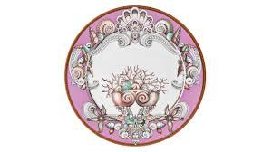 <b>Тарелка подстановочная</b> 33 <b>см</b> «Морские звезды» (пурпурная ...