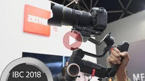 <b>Zhiyun</b>-Tech Teases <b>Crane 3</b> LAB and Weebil LAB Handheld Gimbals