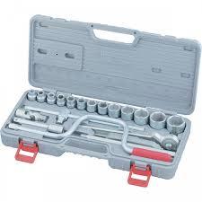 <b>Набор</b> шоферского инструмента № <b>3</b>, пластиковый бокс (НИЗ ...