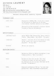 example curriculum vitae en francais resume format examples example curriculum vitae en francais cv examples europass cv examples fran195 167 ais