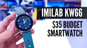 <b>IMILAB KW66</b> Review: Another Budget <b>Smartwatch</b> From Xiaomi ...
