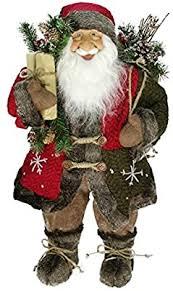 """Northlight <b>24</b>"""" Country Rustic Standing <b>Santa Claus Christmas</b> ..."""