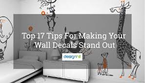 Top 17 Tips For Making Your <b>Wall Decals</b> Stand Out