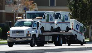 Image result for usps fleet