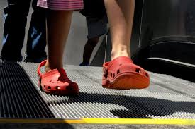Ugly is in: Crocs have taken over teen footwear, and boosted its stock