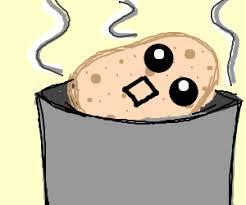 Hasil gambar untuk tortured potato