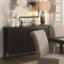 Keller Dining Room Furniture Coaster Keller Contemporary Rectangular Dining Table With Metal