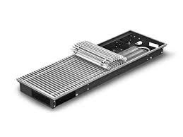 Купить <b>внутрипольный водяной конвектор Techno</b> KVZV 420-85 ...