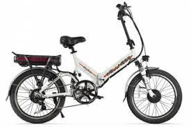<b>Велогибрид Wellness City Dual</b> white-0580