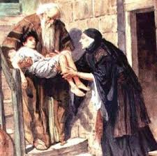 Image result for elijah raises the widow/s son