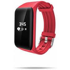 Фитнес-<b>браслет ZDK K1</b>, красный — купить в интернет-магазине ...