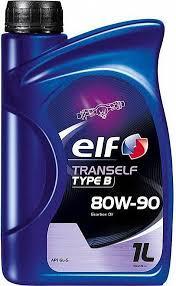 <b>Масло трансмиссионное Elf</b> Tranself Type B, 80W-90 ...