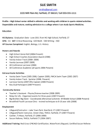resume examples resume sample high school high school resume resume examples students resume templates high school resume templates samples resume sample high