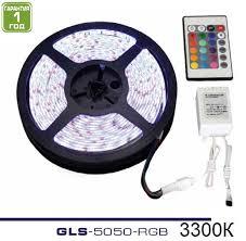 <b>Лента</b> 14.4 RGB+3300K <b>светодиодная</b> GLS-<b>5050-60</b>-14.4-12-IP20 ...