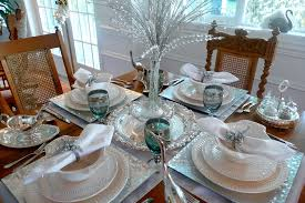 charger plates decorative: chic silver charger plates in traditional vancouver with christmas centerpieces next to silver centerpieces alongside silver decoration
