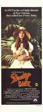 brooke shields in pretty baby louis malle brooke shields