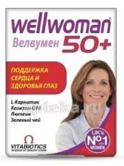 <b>Велвумен 50</b>+ таблетки №<b>30</b> купить в Москве по цене от 634 ...