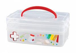 Коробка <b>Бытпласт</b> Econova Multi Box 24,5х16х10,5см 2секции,с ...