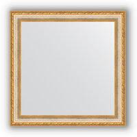 «<b>Зеркало</b> в багетной раме версаль кракелюр <b>65х65 см</b> Evoform ...