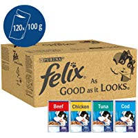 Amazon.co.uk <b>Best</b> Sellers: The most popular items in Wet <b>Cat</b> Food