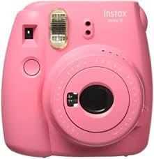 Buy <b>Fujifilm Instax Mini</b> 9 Instant Camera (Flamingo <b>Pink</b>) Online at ...