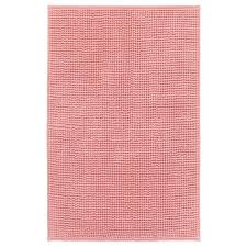 <b>Коврик</b> для ванной, розовый, 50x80 см ТОФТБУ арт. 20422264 ...