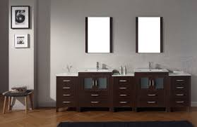 f affordable home furniture ideas featuring espresso bosconi bathroom cabinet vanities in dark brown made of wood finish and the integrated ceramic top brown bathroom furniture