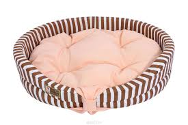 Лежак для животных <b>Зоогурман</b> '<b>Монти</b>', цвет: персиковый ...
