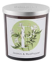 <b>Ароматическая свеча Жасмин и</b> Красный перец Pernici купить в ...