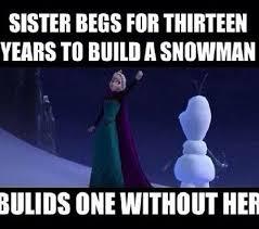 Frozen Memes via Relatably.com